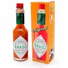 SS-Red Pepper Sausage Tabasco 60ml
