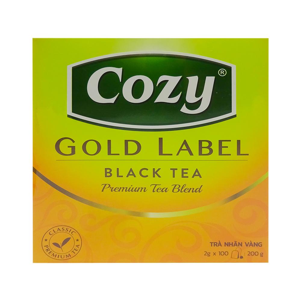 T-Gold Label Black Tea Blend 200g