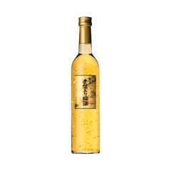 BWS2-Gold Leaf w. Plum Wine Kikkoman 500ml