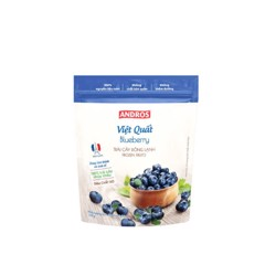 VEF-Frozen Blueberry Andros 300g T7