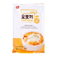 NDI-Cheese Sauce Rice Cake Yopokki