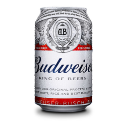 BBI-Beer Budweiser 330ml