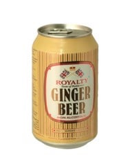 BBI-Beer Ginger Royalty 330ml