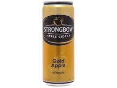 BBI-Gold Apple Strongbow 330ml (Can)