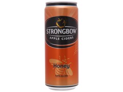 BBI-Honey Strongbow 330ml (Can)