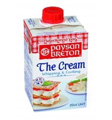 DCW-Whipping Cream Paysan Breton 200ml T7