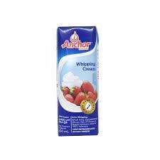 DCW-Dairy - Anchor UHT Whipping Cream 250ml
