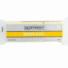 DC-White Slices Cheese Dairymont 1Kg T11