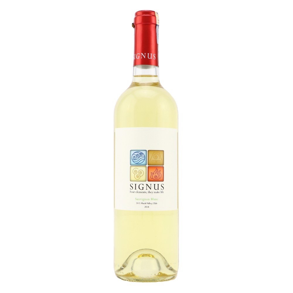 BW-White Wine Signus 750ml T6