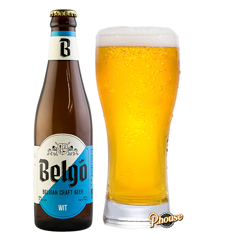 BBDr-Belgian Craft Beer Amber/Wit Belgo 330ml