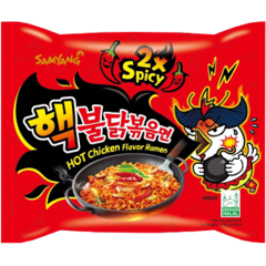 NDI-Hot Chicken Ramen Cup 140g