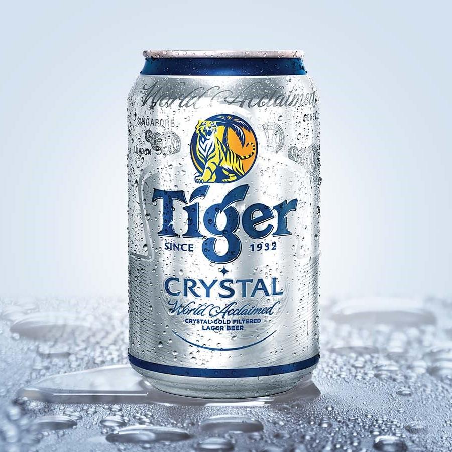 Tiger Crystal (lon 330ml)