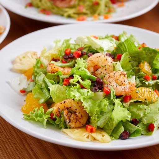 Caribbean Salad - Shrimp (Regular)
