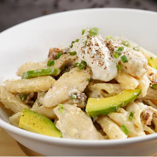 Chicken And Avocado Penne