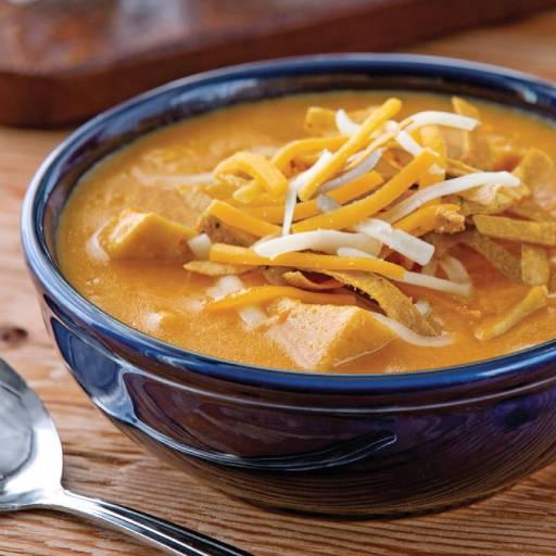 Chicken Enchilada Soup (Big bowl)