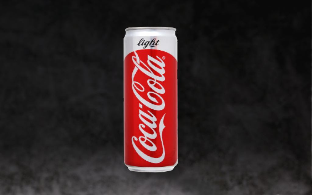 Coke Light Can (330ml)