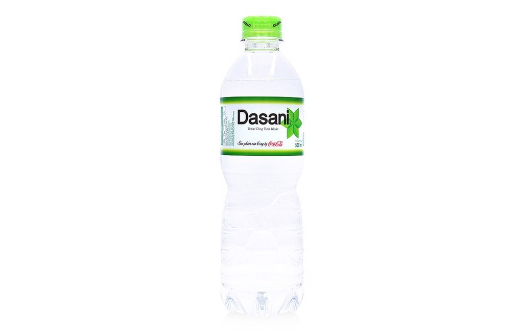 Dasani Purified PET 500ml