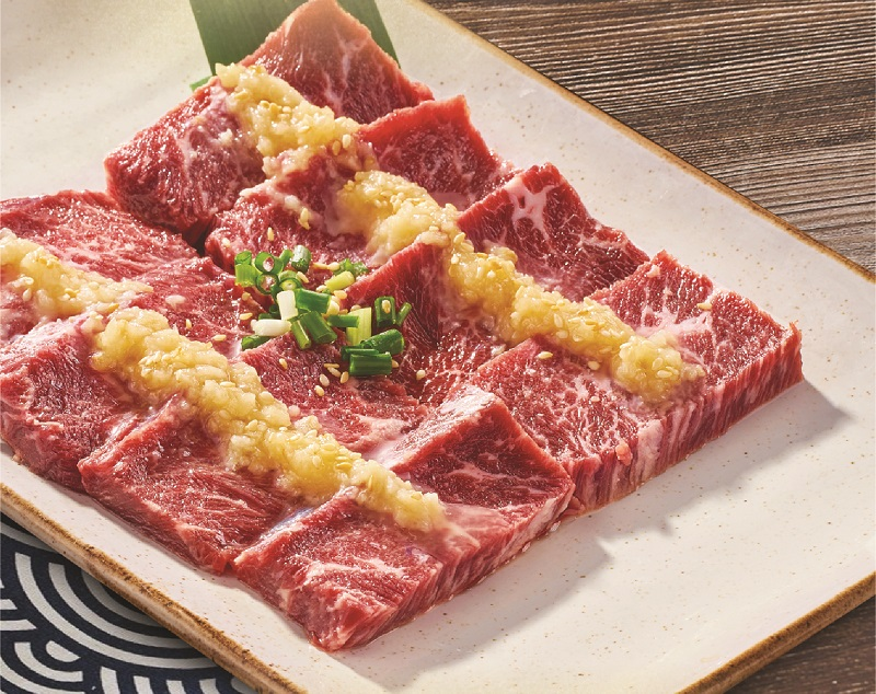 Diềm thăn bò Mỹ cao cấp sốt Garlic