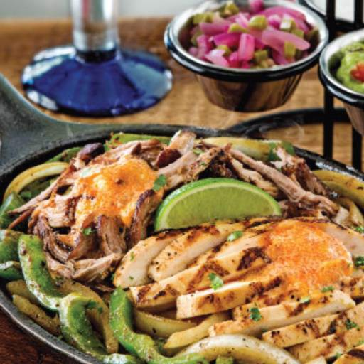 Fajitas - Chicken & Beef
