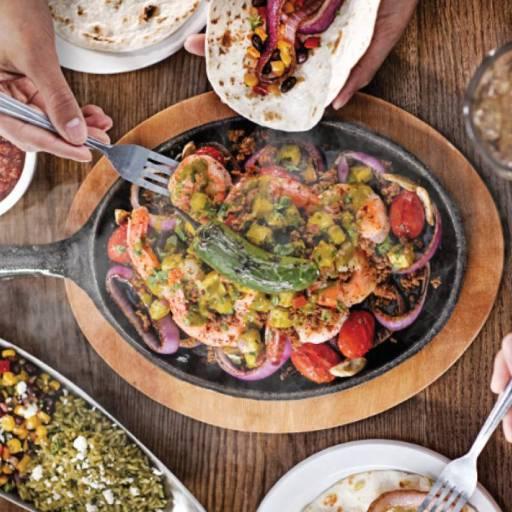 Fajitas - Chicken & Shrimp