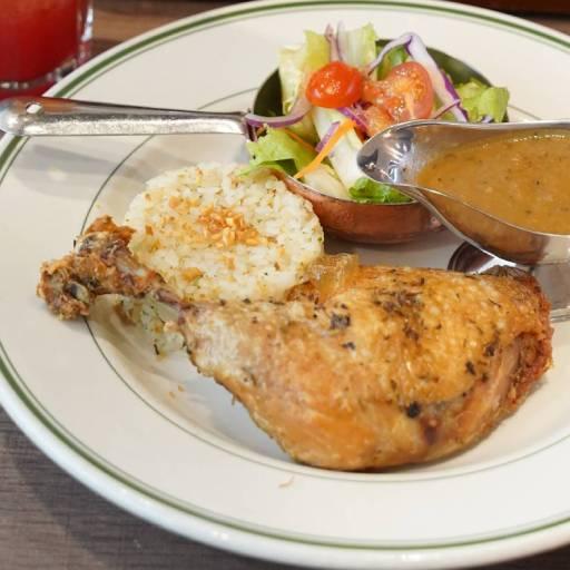 Grilled Chicken Leg (Bone-in)
