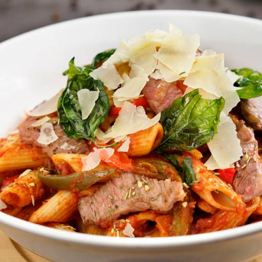 New York Beef Penne