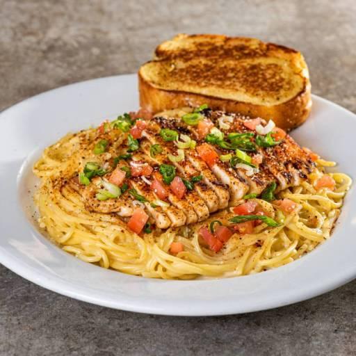 Pasta Cajun Shrimp