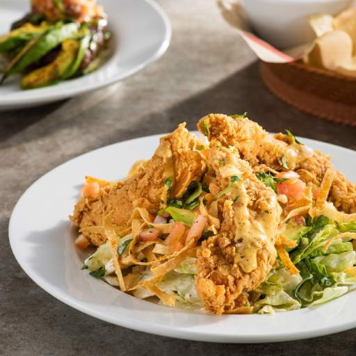 Santa Fe Fried Chicken Salad (Regular)