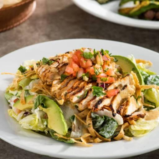 Caribbean Salad - Shrimp (To share)