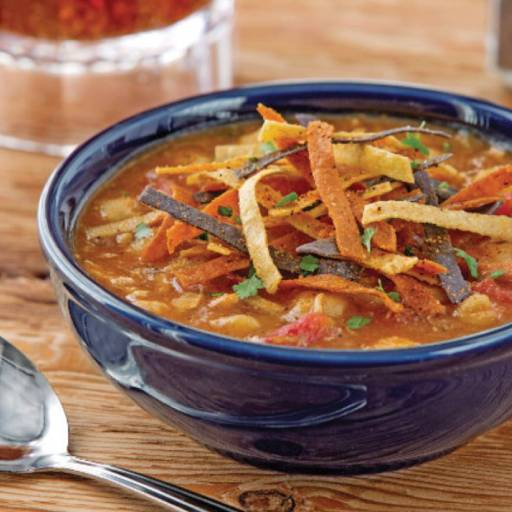 Southwest Vegetable Soup (Small bowl)