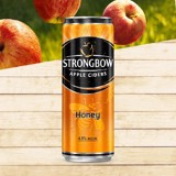 Strongbow Honey (lon 330ml)