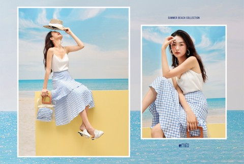 As free as the sea | Summer Beach Collection
