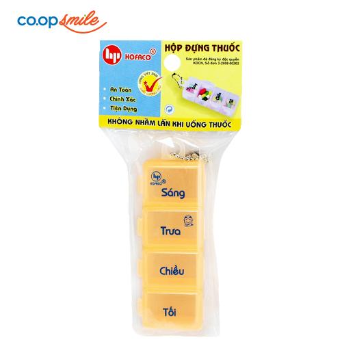 Hộp đựng thuốc HPG 41 - 4 ngăn