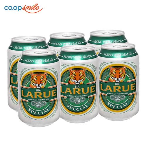 Bia Larue Special lốc 6x330ml