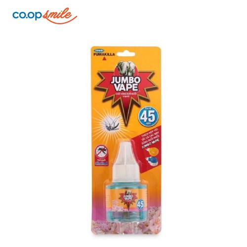 Thuốc xịt muỗi JUMBO V.Liquid 34ml