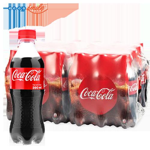 Nước ngọt Cocacola thùng 24x390 ml