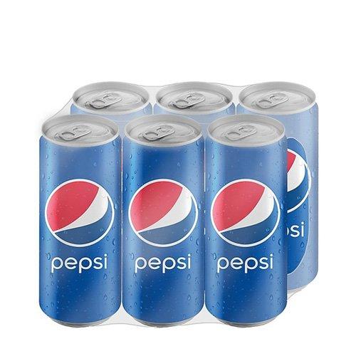 NGK Pepsi lon cao lốc 6x330ml