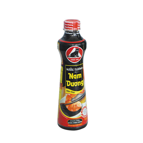 Nước tương NAM DƯƠNG đậm đặc chai 500ml