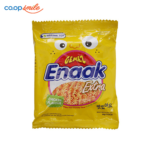 Mì snack Enaak vị gà 30g