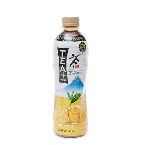 Trà Olong chanh TEA+ 455ml