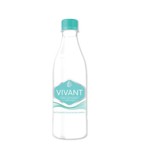 Nước khoáng Vivant pet 500ml