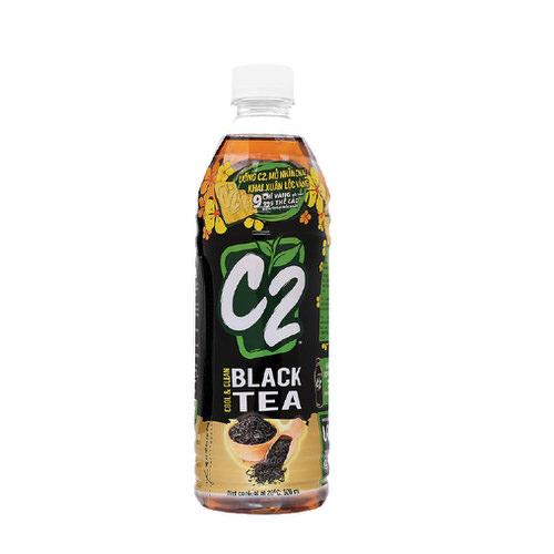 Hồng trà C2 hương tự nhiên 500ml