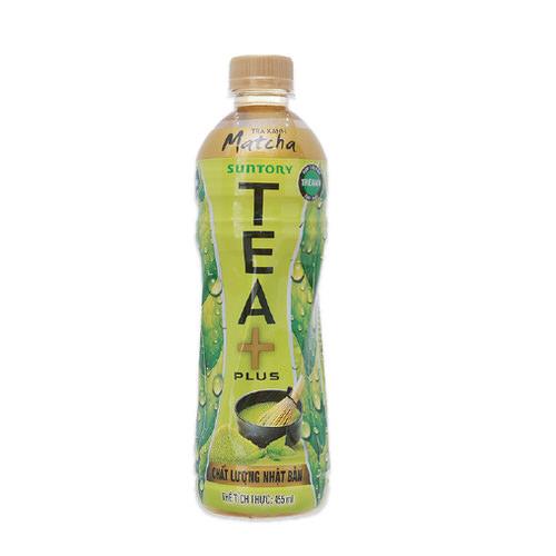 Trà xanh Matcha Tea+ 455ml