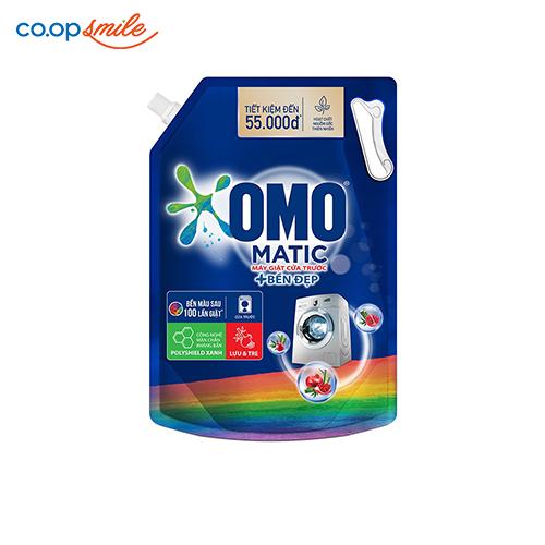 Nước giặt OMO Matic cửa trước bdlt 2.9kg