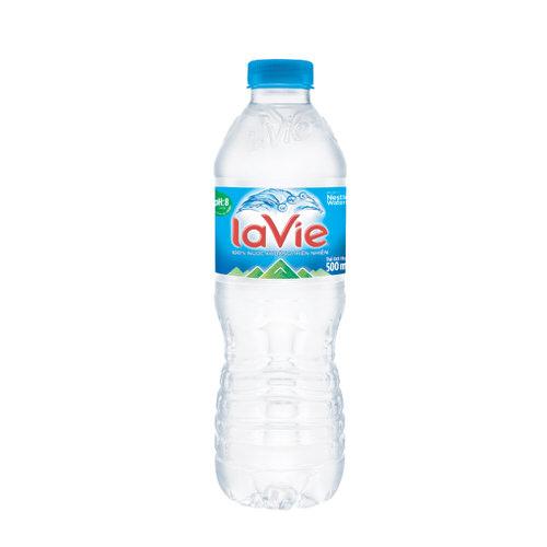 Nước khoáng thiên nhiên Lavie 500ml