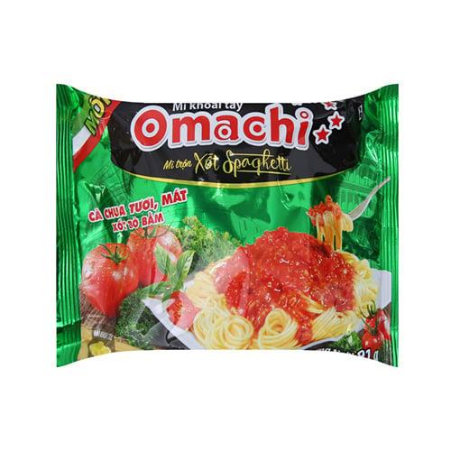 Mì khoai tây OMACHI sốt spaghetti bò 91g