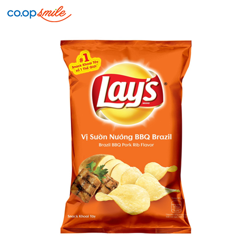 Snack khoai tây LAY