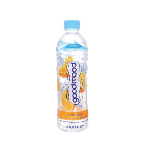 Nước uống chiết xuất cam GoodMood 455ml