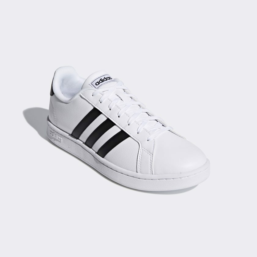 Giày Thể Thao Nam Adidas Grand Court F36392