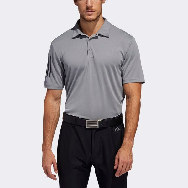 Áo Polo Golf Nam Adidas 3-Stripe Basic FJ9838